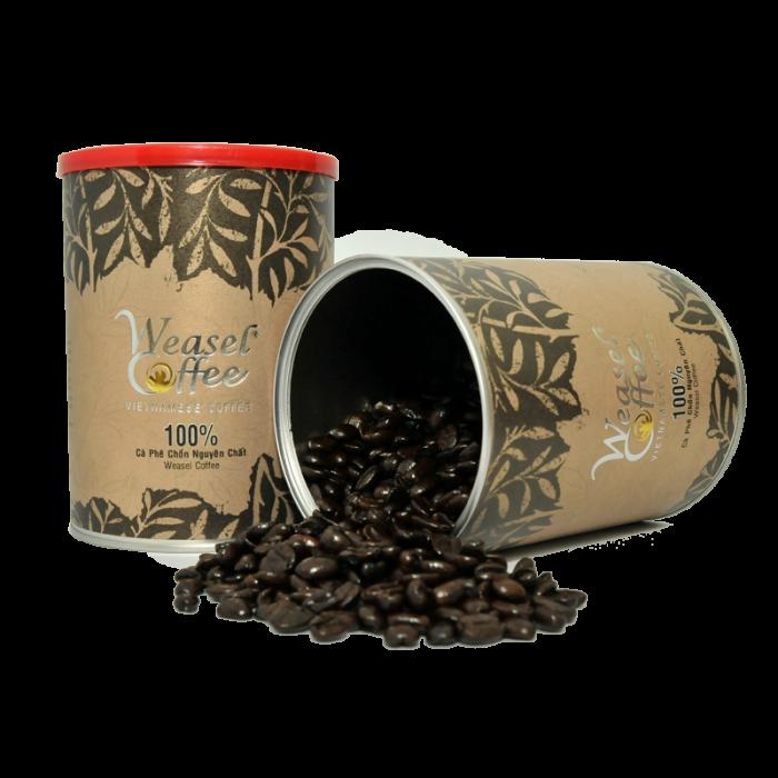 Cà phê hạt Chồn Arabica Arabica weasel 100g